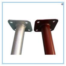 Меры монтаж стальных труб 48.3 х 2,75 до 4мм