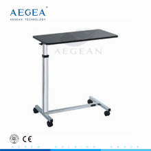 AG-OBT014 Top quality ABS Engineering plastic medical eating table