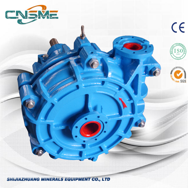 SME Slurry Pump for Acid and Abrasive