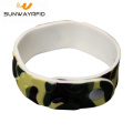 Professional Customized printing 13.56MHz S50 RFID Wristband