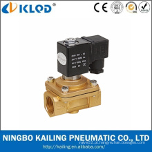 Válvula solenóide da série / Válvula de solenóide de atuação da maneira de PU220 / PU225 / 2 / válvula de solenóide de água IP65