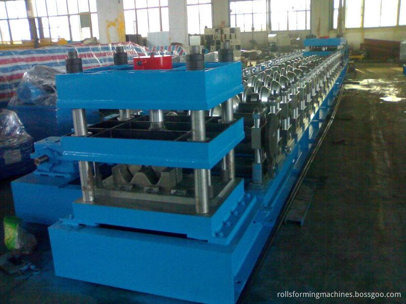 Steel Highway Guardrail Specifications Making Machine