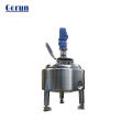 Vacuum Emulsion Heating Mixing Preparing Tank