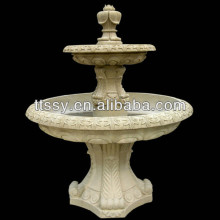 Outdoor Landscape Marble Water Fountain Sale