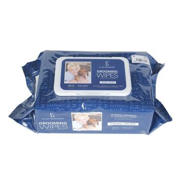 Pet Skin Cleaning Wipes Dog Deodorizing Wipes