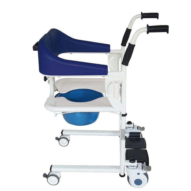 Transfer Chair Blue