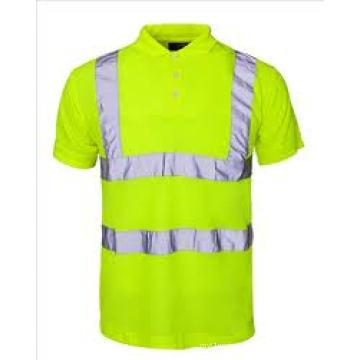 Vêtements de travail de haute visibilité ferroviaire pour la sécurité