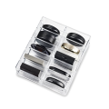 Acrylic Compact Storage Organizer Beauty Care Holder