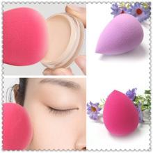 Éponges de mélange de maquillage minérales nues naturelles sans latex en gros