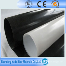 0.8 мм геомембрана ПВД, которые используются в линейных плотины