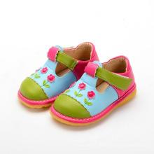 Детская обувь для девочек T Strap Shoe Squeaky