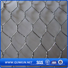 Hot Dipped Galvanized Hexagonal Wire Meshwith Factory Price