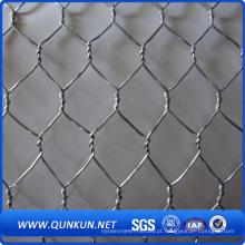 Alta qualidade Top Grade mais barato galvanizado Hexagonal Wire Mesh