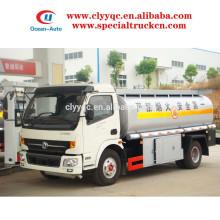 DFAC 4x2 two axle oil tank camiones para la venta