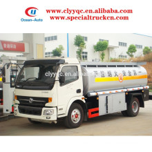 DFAC 4x2 two axle oil tank trucks for sale