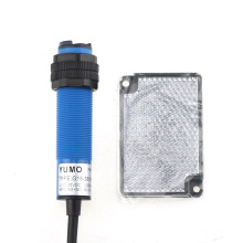 Yumo G18-3b1nc Serie NPN. No + Nc Adjustbale Lichtschranke