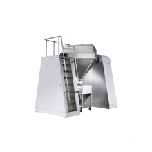 industrial flour square cone mixer blender machine