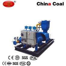 Compresseur industriel de recyclage de tourbière de GNL avec des systèmes de récupération de gaz d'évaporation de tourbière