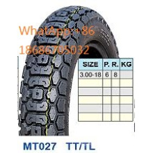 Moto pneu/moto pneu 3.00-18hot venda