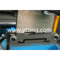 Profissional fabricante de YTSING-YD-7109 completo automático clip bloqueio perfil rolo formando máquina / rolo anterior