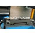 Прошел CE и ISO YTSING-YD-7115 Кровельный клип Блокировка панели / Листовой крен формируя машину