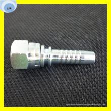 Connecteurs hydrauliques droits de tuyau de Swagelock métriques