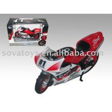 920020716-1: 24 brinquedo de moto fundido deslizante