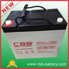 Batterie de gel directe d'usine 12V55ah