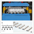 PLC Control System Deck Floor Roll Forming Machine
