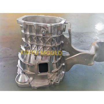 HPDC Transmission or gearbox housing Die