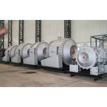 Wholesale Price for Energy Saving Spiral Plate Heat Exchanger Spiral plate heat exchanger export to Greenland Importers