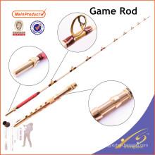 GMR009 японский подгонянные твердые волокна стекла большая игра удочка для рыбалки