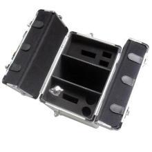 Caja de pistola de aluminio Everest muy barata con inserción de espuma