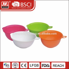 Colorful high quality colander