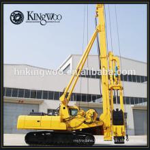 Chine équipement hydraulique complet de conducteur de pile rotatoire pour la base de construction de bâtiment