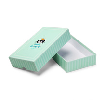 Roupa de Embalagem de Papel de Design Superior e Inferior