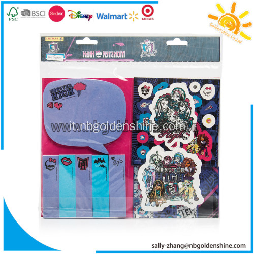 Monster High Nota appiccicosa