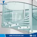 Geländer Hohlglas / gehärtetes Laminiertes getöntes reflektierendes Glas mit Ce