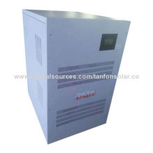 Three phase inverter, solar/wind/home system