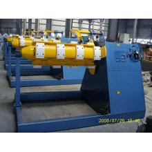 état neuf et dérouleuse de bobines d'acier hydraulique automatique de bonne qualité avec bon prix/dérouleur