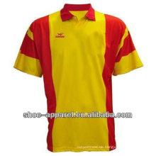 Sportkleidung Jersey benutzerdefinierte Fußball Trikots