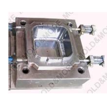 Moldes para usinagem CNC de fábricas personalizadas Molde para caixas de alimentos