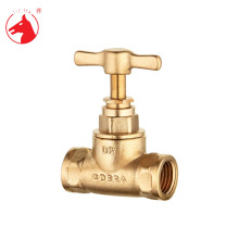 Wholesale brass stop valve