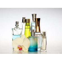 Perfume Body Spray para mujer con botella de vidrio