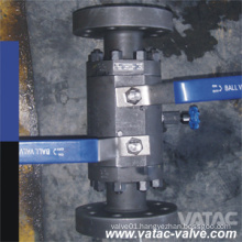 Reduced Port R. P Class 600# Rfxrtj Dbb CS A105 Ss316 Ball Ball Valve