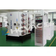 Stainless Steel Furniture PVD Titanium Coating Machine, Display Rack Vacuum Coating Equipment