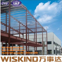 SGS Approved Excellent Steel Structure in Cost Effective