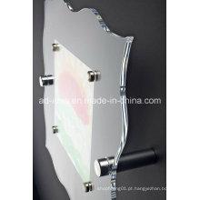 Cremalheira de exposição acrílica da forma especial / suporte acrílico da exposição (YT-62)