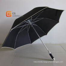 "27"" High Quality Aluminum Shaft Golf Umbrella"