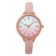 Minimalist Design Women Quartz watch Leather Strap ladies watches